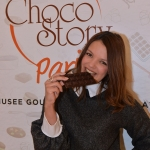 Wall of fame choco story Severine Ferrer