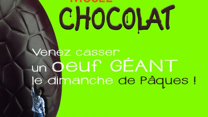 MUSEE CHOCOLAT EVENT PAQUES