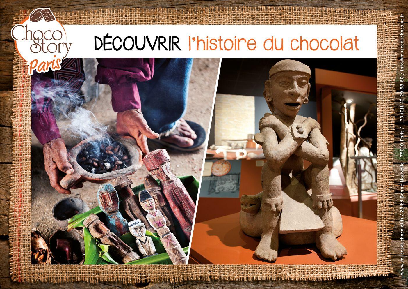 Choco-Story Paris - Visuel Com Média 1