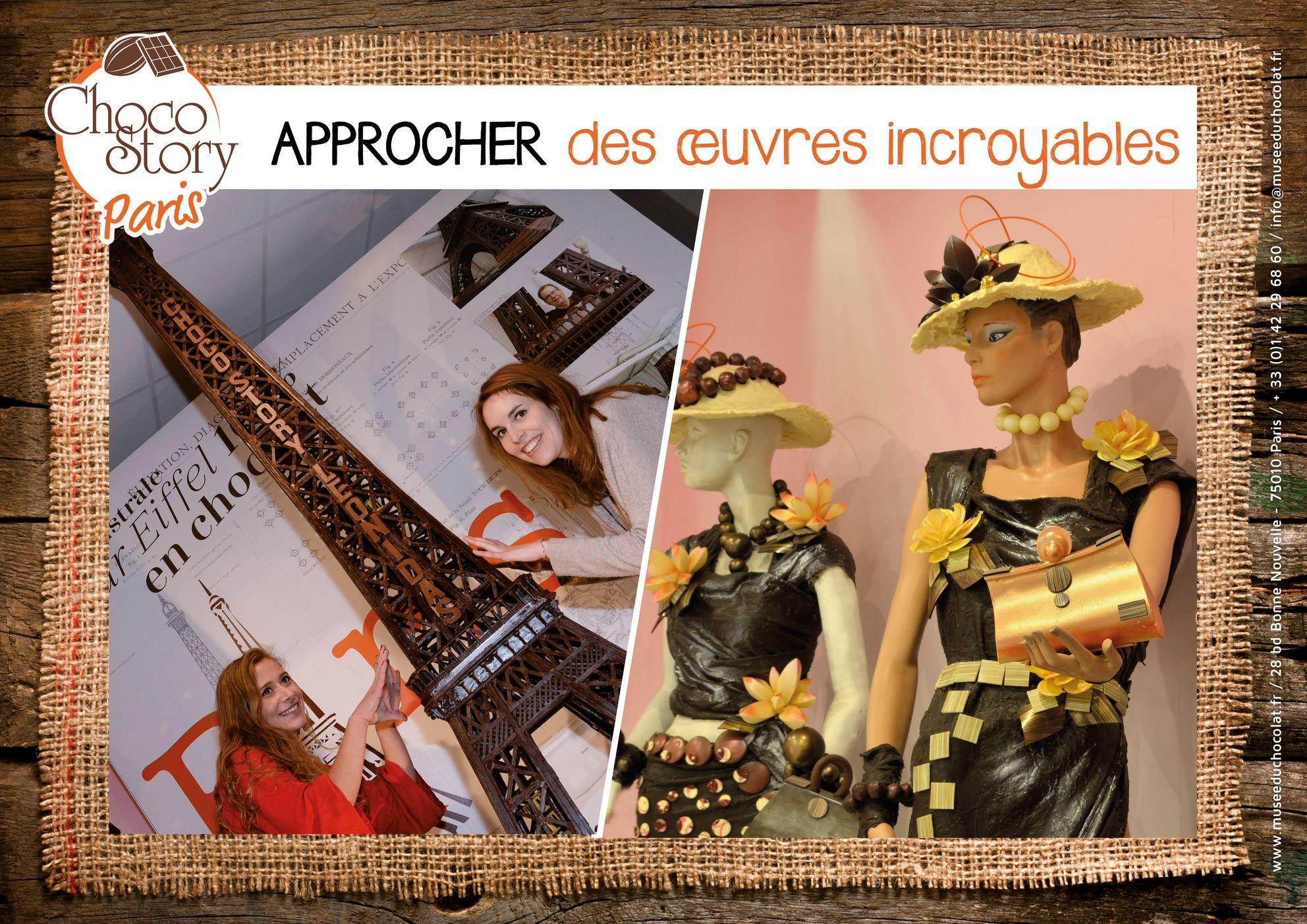 Choco-Story Paris - Visuel Com Média 6