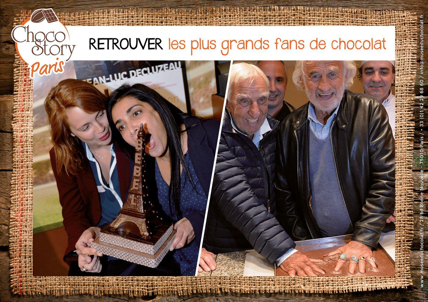 Choco-Story Paris - Visuel Com Média 7