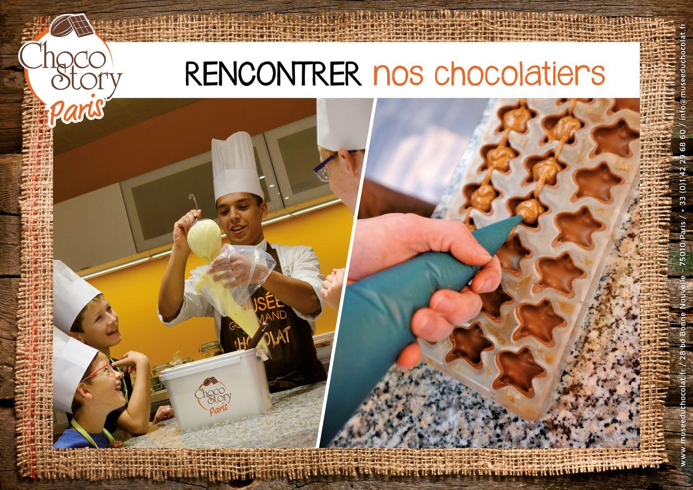Choco-Story Paris - Visuel Com Média 3