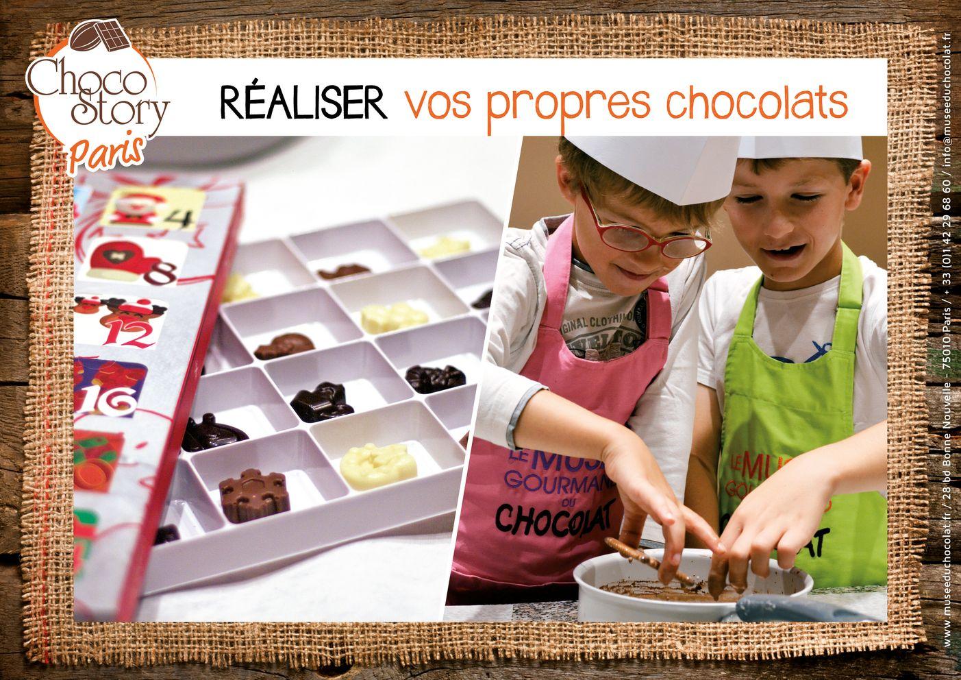 Choco-Story Paris - Visuel Com Média 4